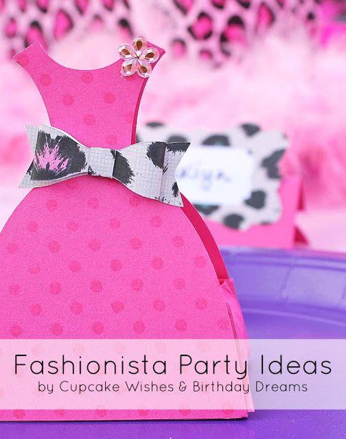 Fashionista Party Ideas