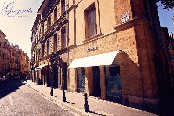 Hermes, Fashion, Etsy, Photography, France, Avignon