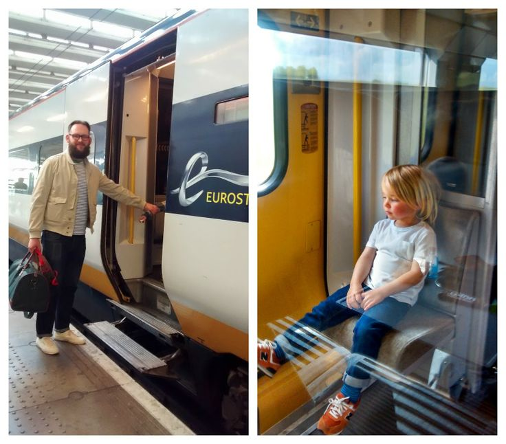 Our little adventure from Cardiff to London to Brussels on the Eurostar with a toddler in tow, fun family train travel
