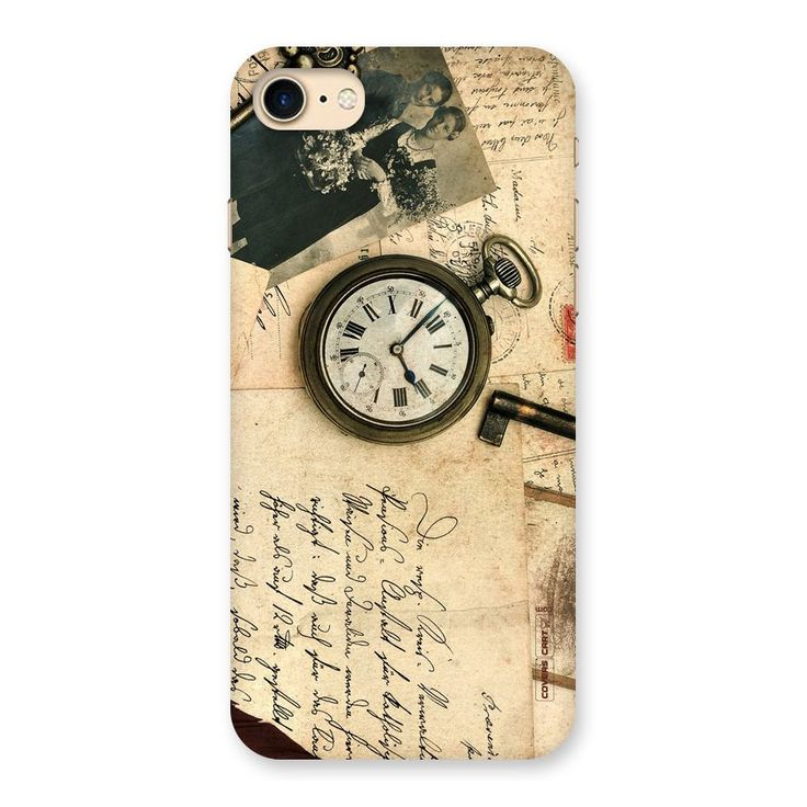Vintage Key And Compass Back Case for iPhone 7 | Mobile Phone Covers & Cases in India Online at CoversCart.com
