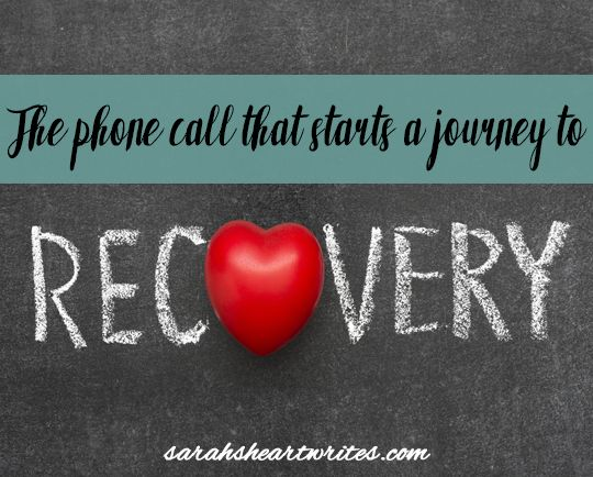 A journey starts with a single step - and the first step to recovery as an addict is making that one phone call.  Documenting my journey as a recovering alcoholic and how I work my way through living life on life's terms.