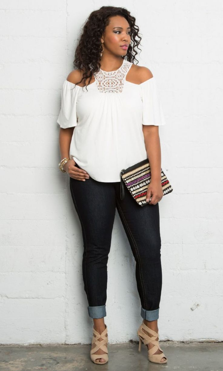 1000  ideas about Curvy Girl Outfits on Pinterest | Curvy girl ...
