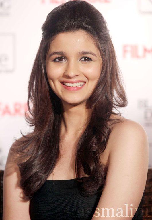 How cute is she!! #AliaBhatt #WomenToDieFor #LoveOfMyLife