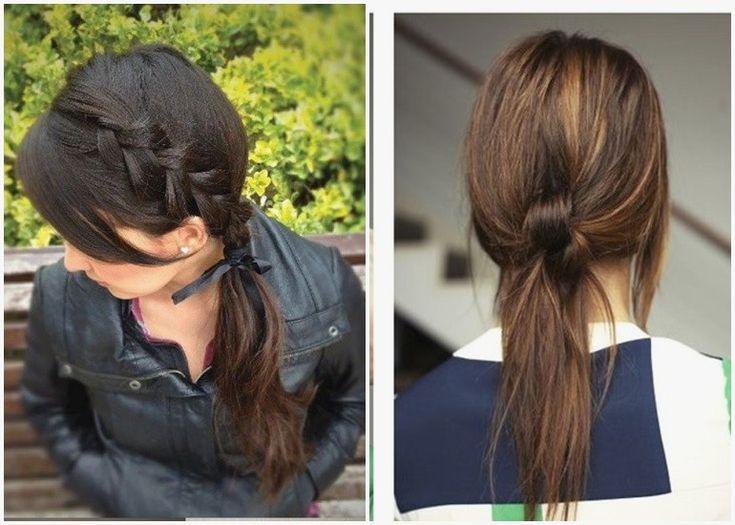 frisuren für kurze haare zum selber machen haarstrends