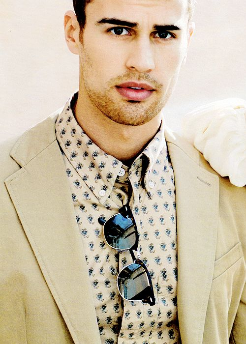 Theo James | Theo James-HOT! | Pinterest | Theo James, Theodore james and James 3