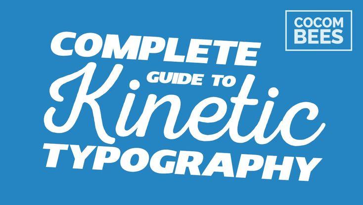 Kinetic Typography Quick Tutorial