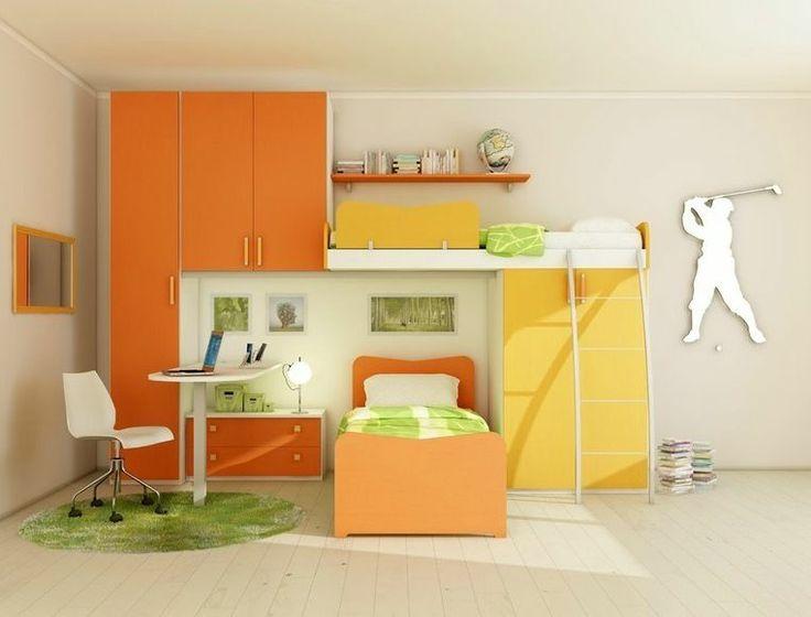 Colori camerette bambini camerette bambini decorazioni - Decori pareti camerette ...
