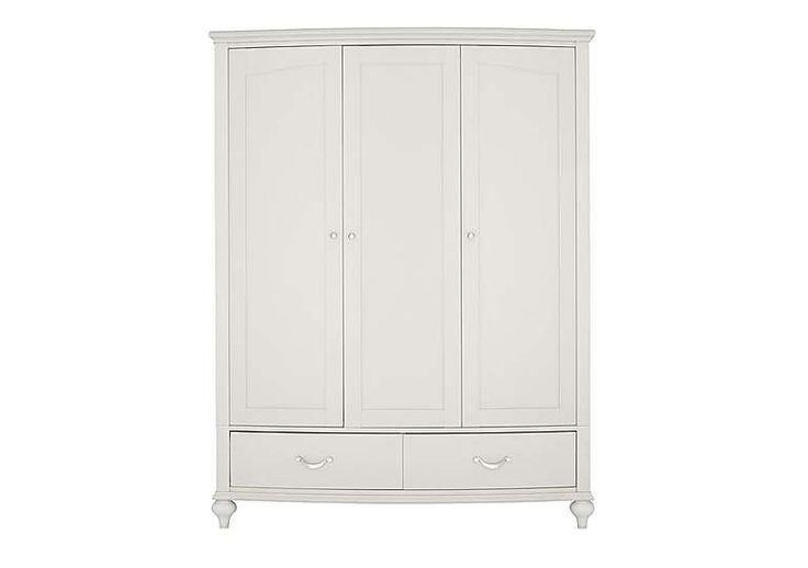 25 best ideas about triple wardrobe on pinterest for Furniture village wardrobes