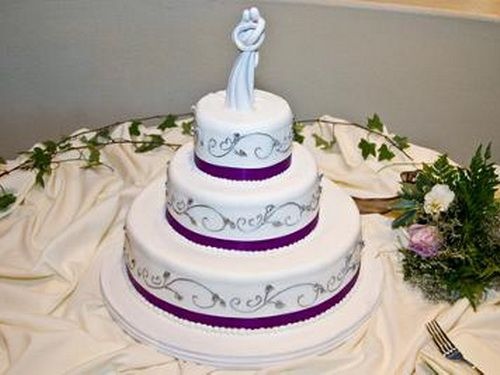 Simple Wedding Cake Ideas Tips For Cheap Cakes