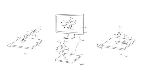 """Apple may have big plans for its Pencil stylus and Macs new patent reveals -> http://mashable.com/2016/07/26/apple-pencil-stylus-patent/   Times have most definitely changed.  Steve Jobs famously said: """"If you see a stylus they blew it.""""  With the release of the iPad Pro and Apple Pencil last year Apple walked back on its stance on the stylus. A new patent filed in 2014 but only made public recently (via Patently Apple) suggests Apple may have bigger plans for the Apple Pencil that will make…"""