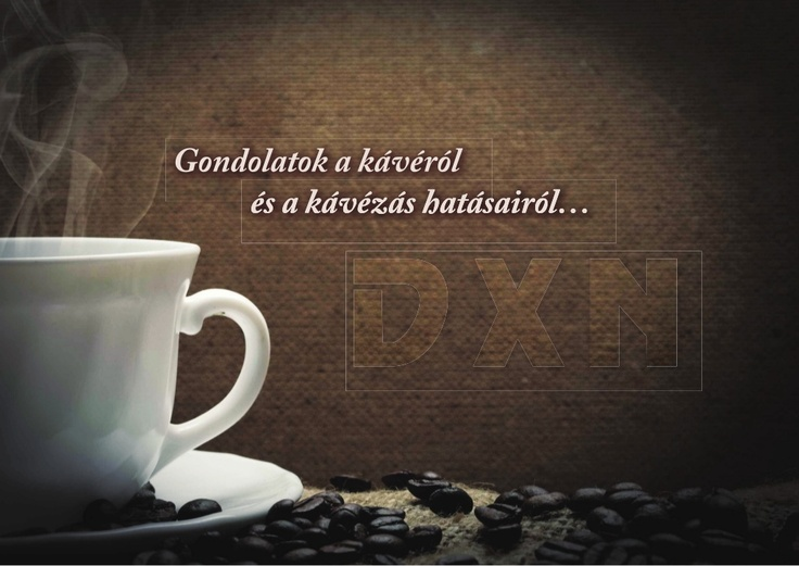 Gondolatok a kávéról és a kávézás hatásairól
