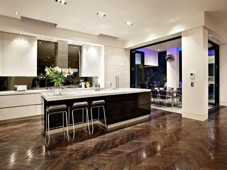 kitchens image: blacks, browns - 114425