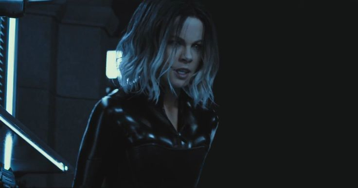 Stunning New Selene! From the second trailer of Underworld: Blood Wars