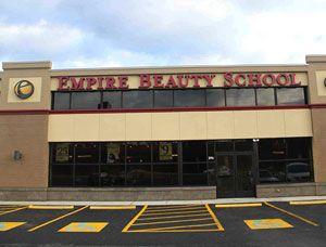 Empire Beauty School in Pottsville, PA