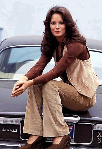 Jaclyn Smith...inspired my name ;) one of the original charlie's angels                                                                                                                                                                                 More