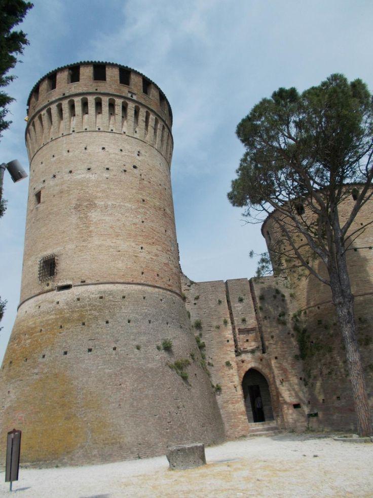 Rocca di Brisighella (castle with a view) - Italy
