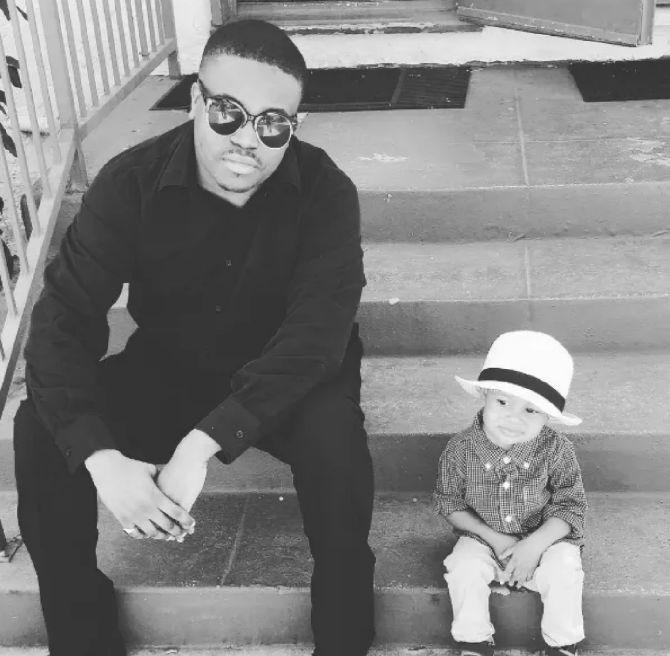 Ross Bagley A.ka Lil Nicki Is A Dad