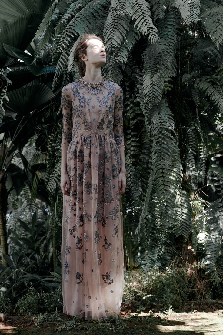 Direct From Indonesia, Biyan's Spring '13 Collection Is Blowing Our Minds #refinery29
