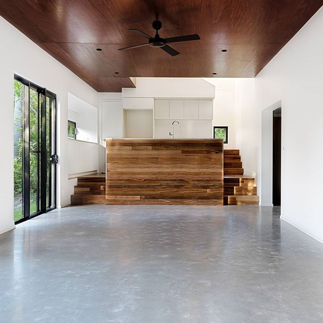 RAINBOW CRES.   Recently completed reno/extension.   It was great working with Nof Architects as well as awesome owners Mel & Sven.  The burnished concrete, hardwood floors and a hardwood ply ceiling all came together effortlessly   #DLC #build #construct #architecture #home #renovation #polishedconcrete #timber #archdaily  @archdaily