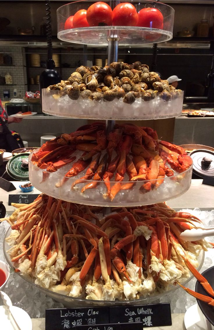 Best Seafood Buffets In Ocean City Maryland