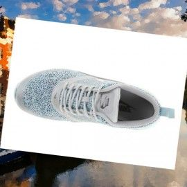 Nike Air Max Thea Print Glacier Ice Hardloopschoenen Dames Koele Grijze Lichte Basis Grijs Wit Antraciet {5SjA4B}