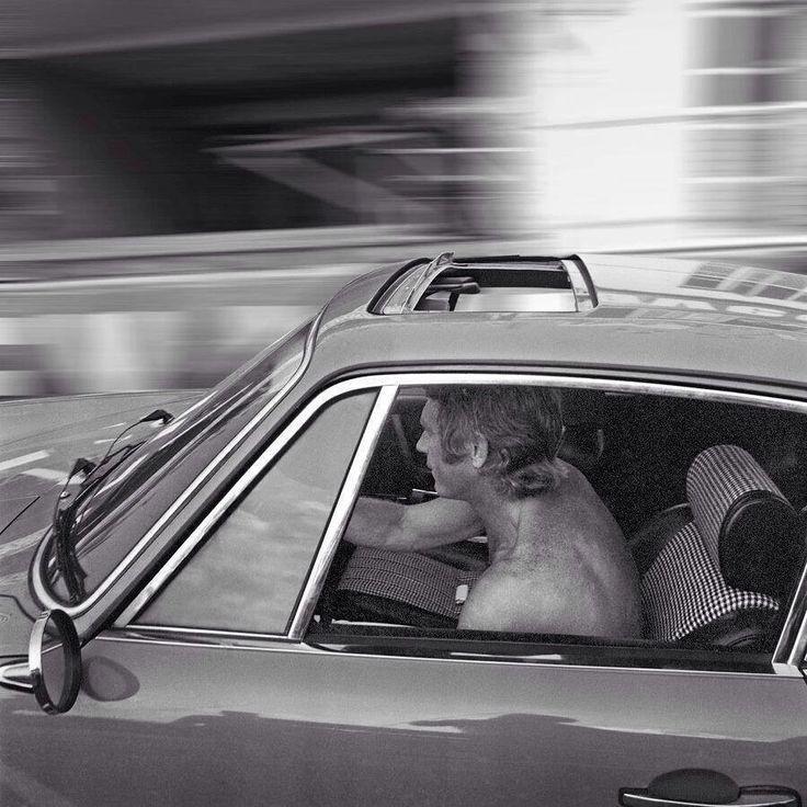 911 Steve McQueen. Thanks to Chris Gross! ☑  Sam Page ☺