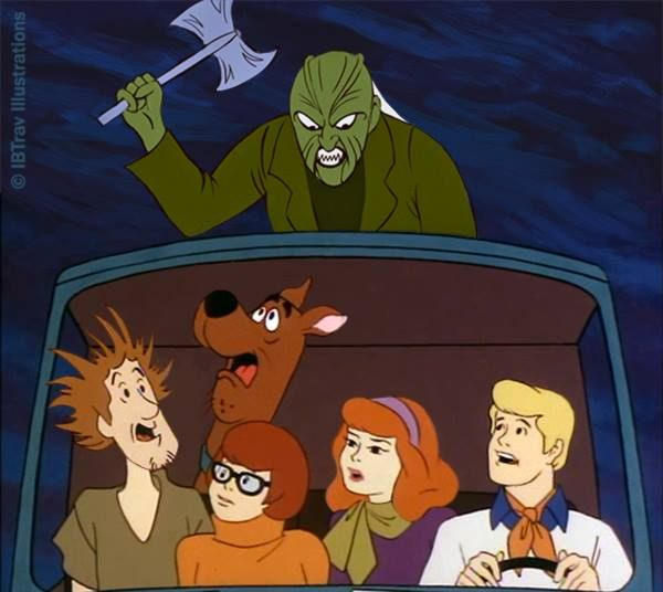 Jeepers Creepers/Scooby-Doo