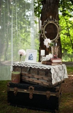 Romantic DIY Fairytale Wedding: Blush Pink Ruffles & Lace Part 2 - Lover.ly