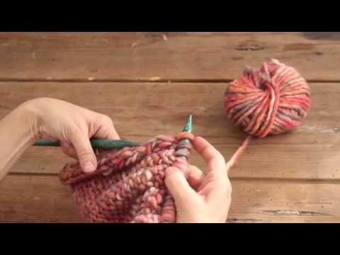 Love Wool Plus DIY: Poncho corto · Short poncho - YouTube