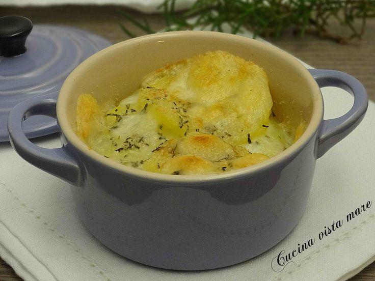 Tortini+di+patate+e+caciotta
