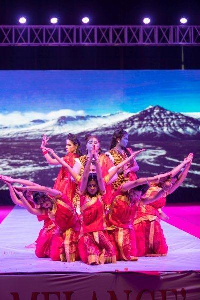 #ShivaBhakti at IWP Melange 2016 :)