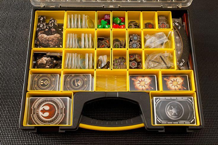 My Non Plano Storage Solution Star Wars X Wing