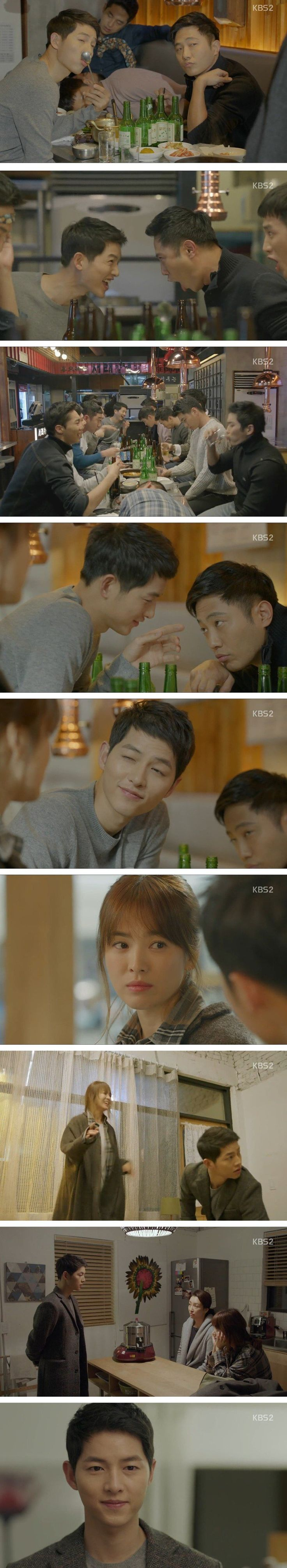 Descendants of the Sun (태양의 후예) Korean - Drama - Episode 13 - Picture @ HanCinema :: The Korean Movie and Drama Database