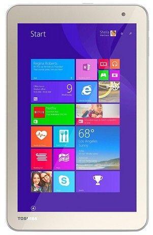 "Toshiba Encore 2 1GB RAM 8"" Tablet - Gold (WT8B32CN)"