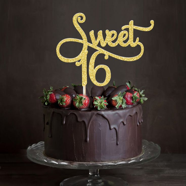 Best 25 sixteenth birthday ideas on pinterest sweet for 16th birthday decoration