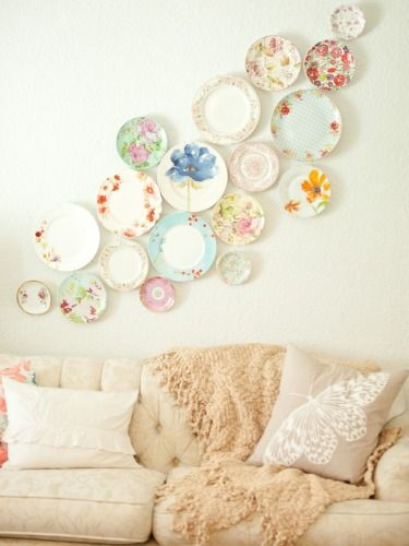 Decorate With Florals - Home Decorating Ideas - Good Housekeeping