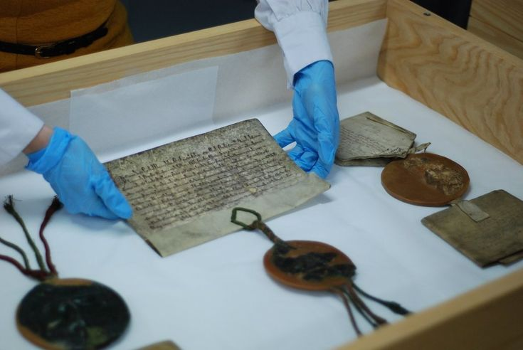 Rare Collection of Royal Charters to Be Preserved for Future Generations - Medievalists.net