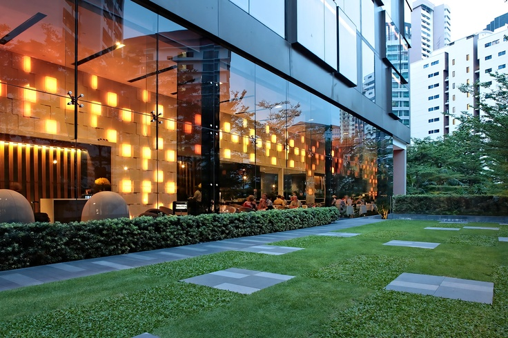 The Quincy Hotel Luxury, Singapore / 'Ong and Ong'