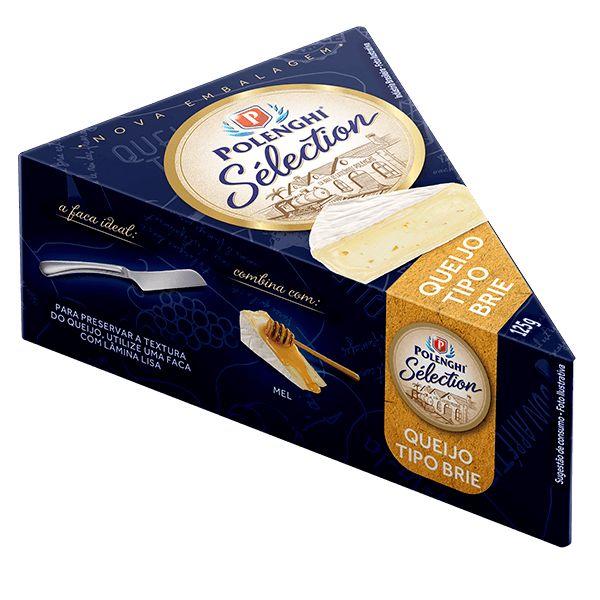 Queso Camembert tipo de imagen Polenghi Selección 125g