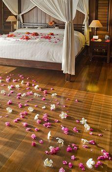 Hilton Bora Bora Nui Resort & Spa, winner of the Fodor's 100 Hotel Awards for the Trusted Brand category #travel