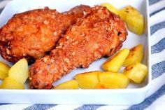 Куриные ножки (а-ля KFС. | Шедевры кулинарии