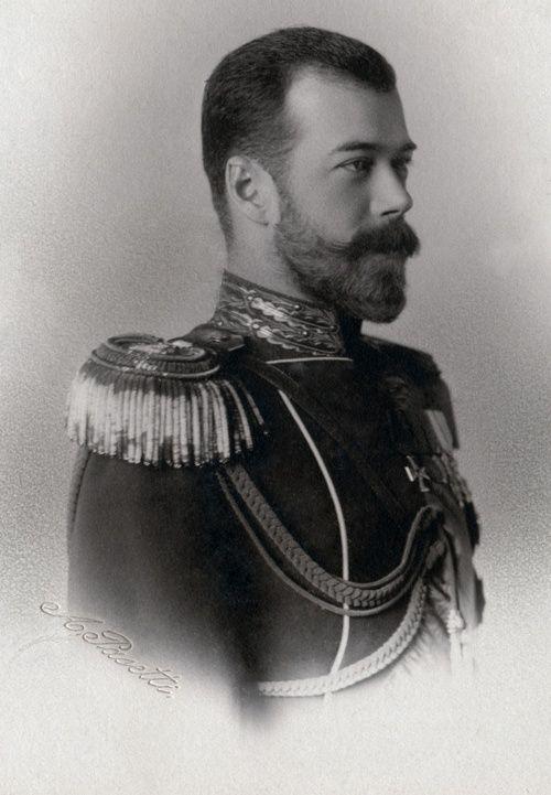 Tsar Nicholas II                                                       …