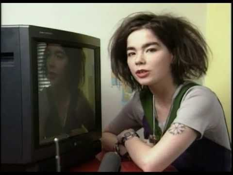 This is literally the cutest shit ever! :) // The Sugarcubes - Björk, Television Talk (1988) - [DVD Rip HD] - YouTube