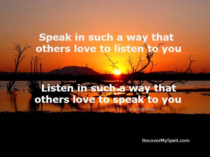 Sharing and carrying the message. Healthy quotes to heal the spirit.  Please Share