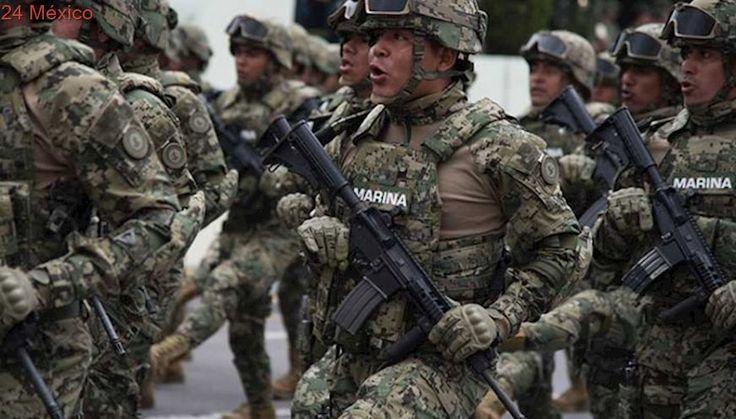 Ejecutan fuerzas armadas 223 mil operaciones de vigilancia