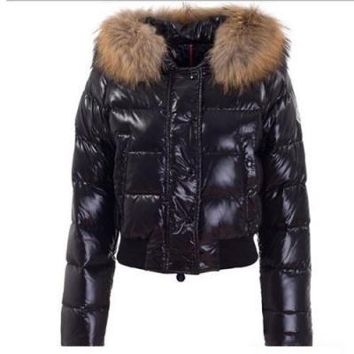 moncler bomber fur