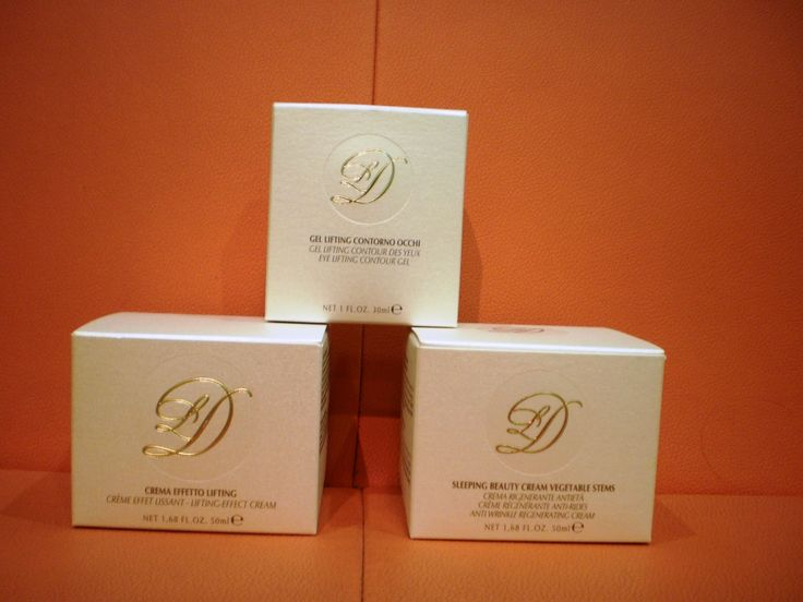 DL Line/ Luxury anti-age: firming and lifting