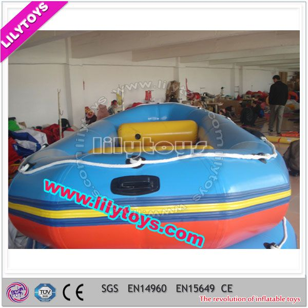 Cheap PVC Inflates Games Manufacturer/Rigid Inflatable Boat Products