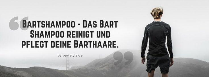 Bartshampoo – Das Bart Shampoo reinigt und pflegt deine Barthaare.