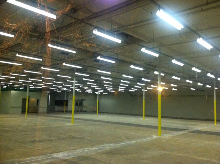 A vacant hospital records warehouse. Perfect for a music video set.